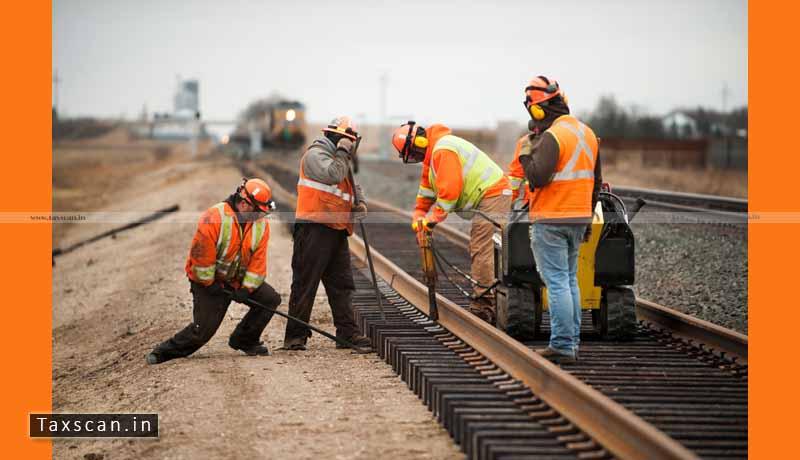 Railway Siding Track Works - CESTAT - Taxscan