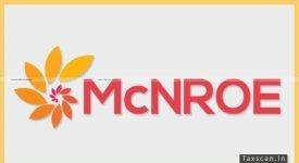 McNROE - NAA - Penalty - Taxscan