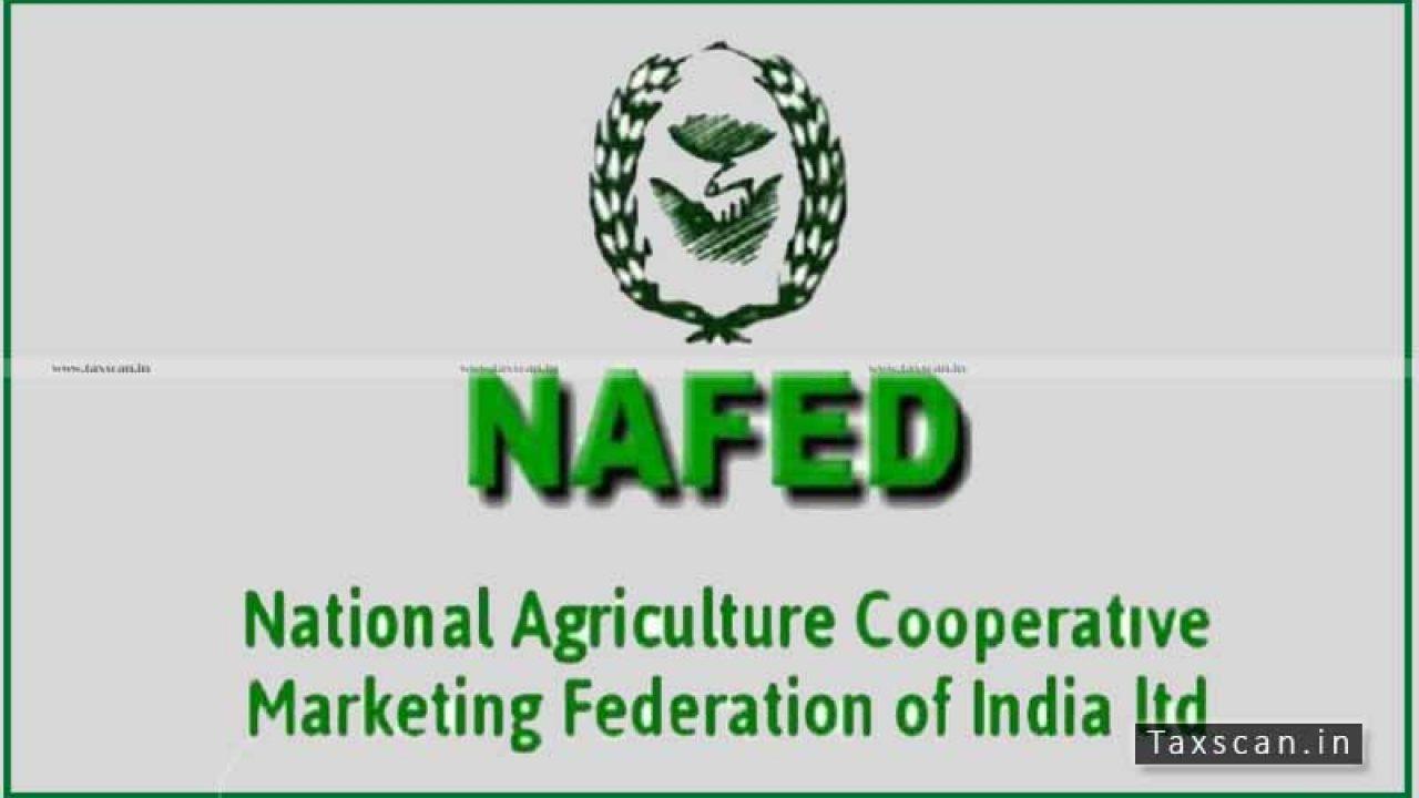 CA / ICWA vacancies in NAFED | Taxscan
