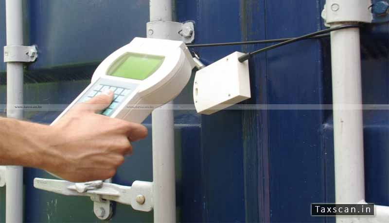 electronic Sealing - CBIC - Taxscan