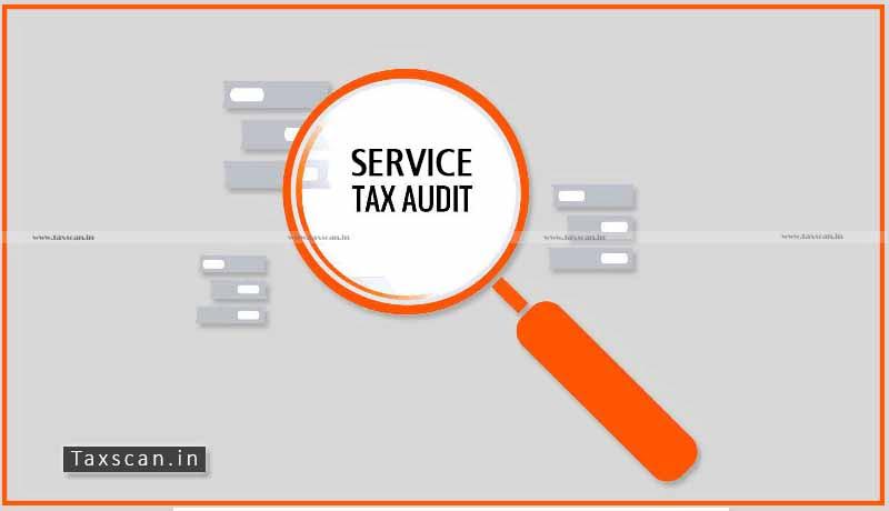 Service Tax Audit - GST -Taxscan