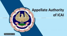 Appellate Authority - ICAI - Taxscan