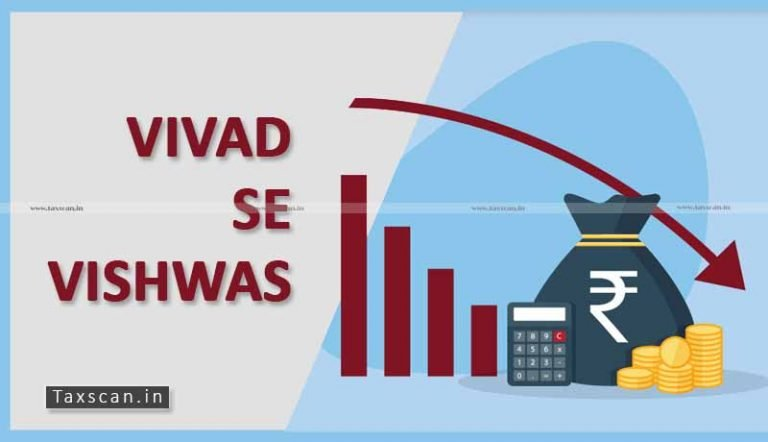 Direct Tax Vivad se Vishwas Rules and Forms notified [Read Notification]