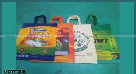 Non-woven PP Rice Bags - GST - AAR - Taxscan