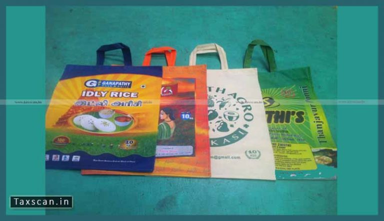 Non-Woven PP Rice Bags / Sacs attracts 18% GST: AAR [Read Order]