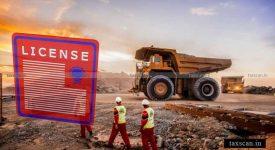 AAR - Mining Licenses - GST - Taxscan