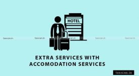 Accommodation Services - GST - Taxscan