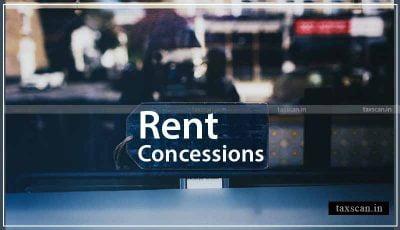 ICAI - Rent Concessions - Taxscan