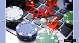 online gambling - legal- Taxscan