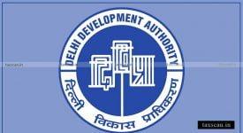 Delhi Development Authority - Law - Taxscan