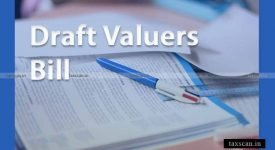 Draft Valuers Bill - NAA - Taxscan