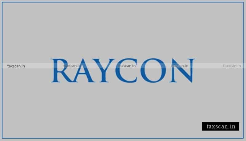 Raycon Infrastructure - CA -Taxscan