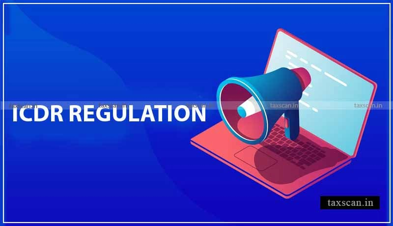 SEBI ICDR - ICDR Regulations - Taxscan