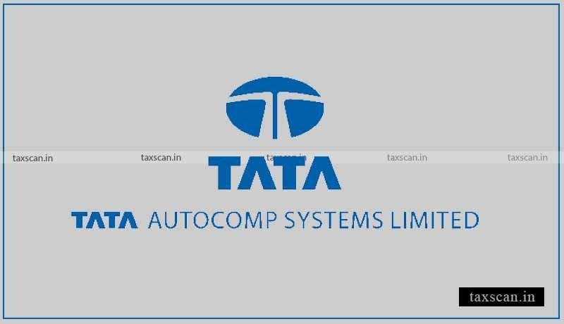 Tata AutoComp Systems - Taxscan