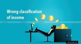 Wrong Classification Income - ITAT - Taxscan
