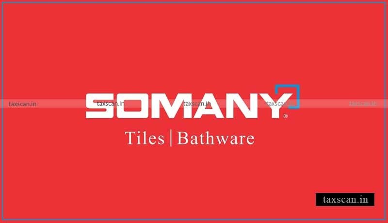 Somany - Post Discount rate - Taxscan