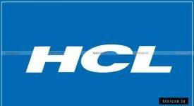 HCL - Taxscan
