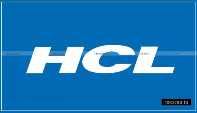 Chartered Accountant vacancy in HCL
