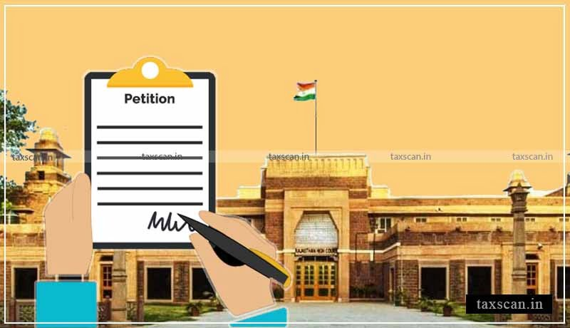 AAR - Tax Officers - Rajasthan High Court - Taxscan