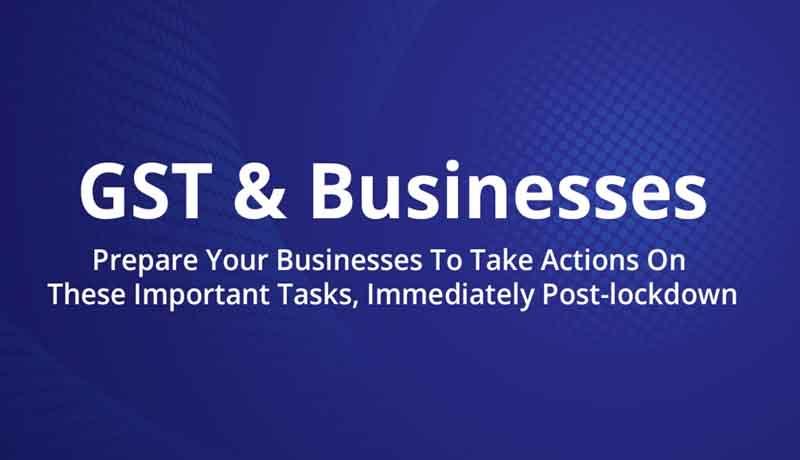 Business - Lockdown - Taxscan