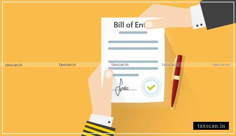CBIC - jurisdiction - Customs - bill entry - home consumption - Taxscan