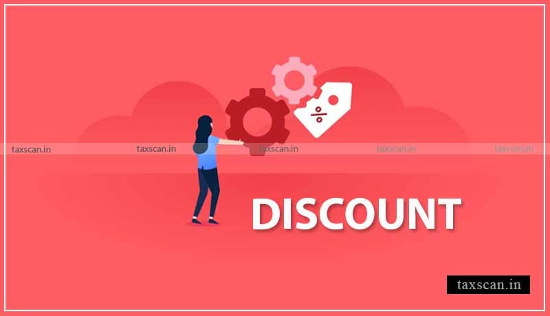 Discount - CESTAT - Service Tax - Taxscan