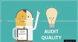 ICAI - Audit Quality - Taxscan