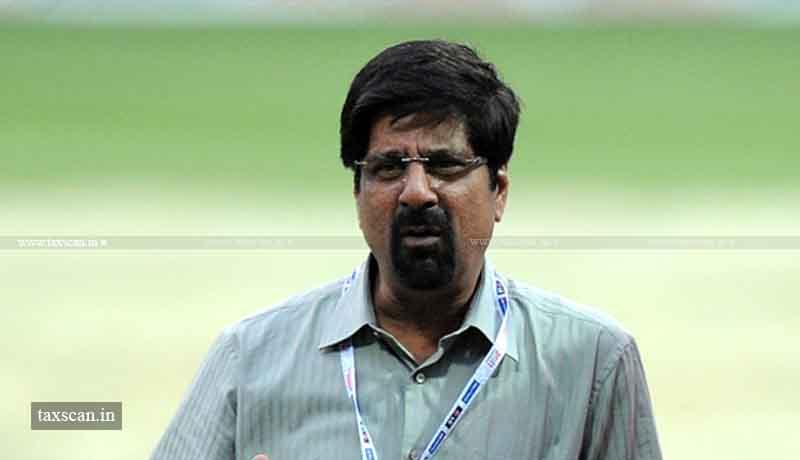 Indian Cricket Team Captain - Krishnamachari Srikanth - ITAT - Taxscan