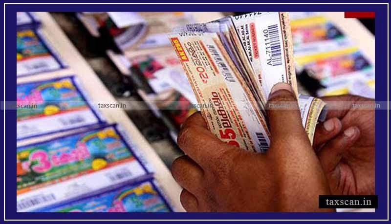 Kerala - Lotteries - tax -Taxscan
