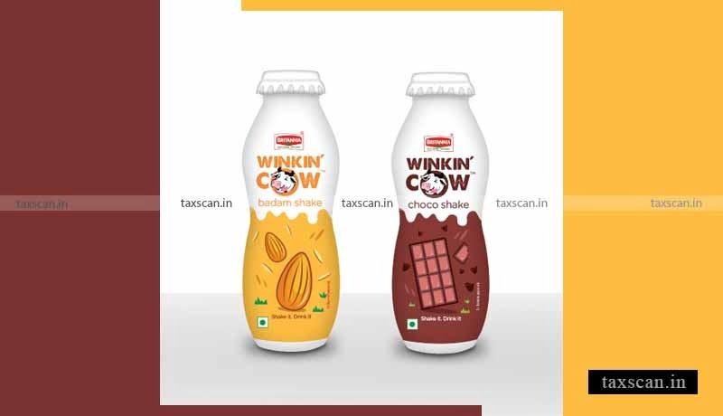 Britannia Winkin' Cow Thick Shake - AAR - Britannia - Flavoured Milk - Taxscan