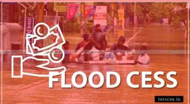 Flood Cess Return - Kerala -Taxscan