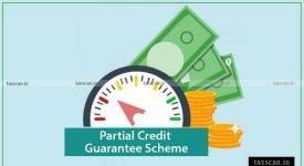 Partial Credit Guarantee - Cabinet - Taxscan