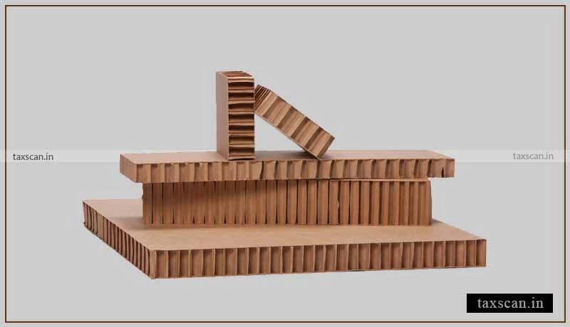 AAR - Kraft paper - honeycomb board - Taxscan
