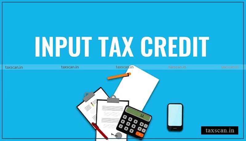 Constructor - ITC- Tax Reduction - GST - NAA- Taxscan