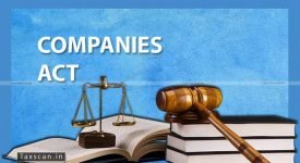 decriminalise - Companies Act - Taxscan