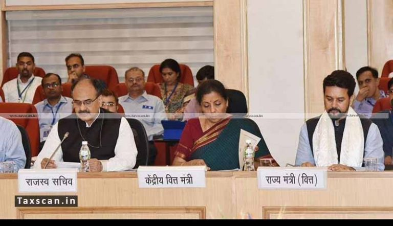Crucial GST Council Meeting Today amid COVID-19 Economic Crisis