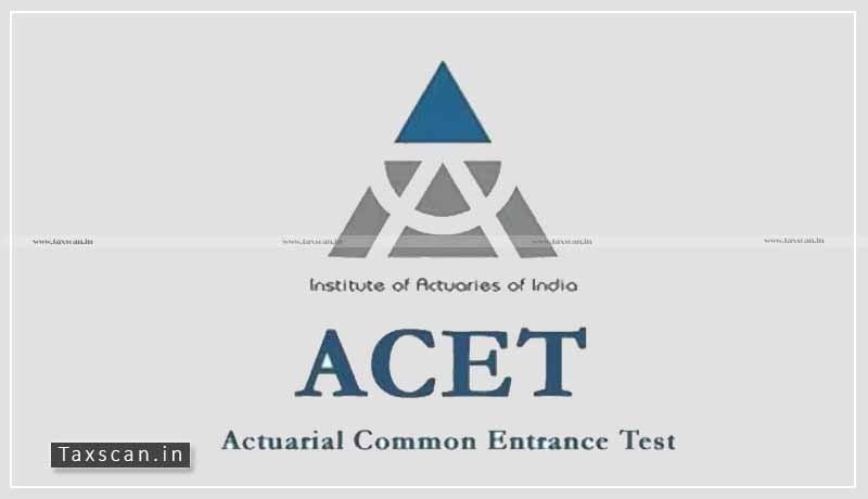 ACET - Taxscan