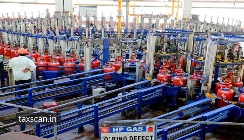 Bottling of LPG - AAR - GST - Taxscan