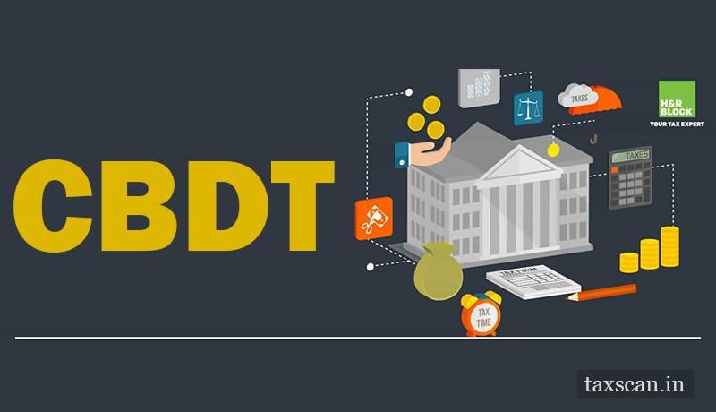 CBDT - Incom Tax Laws - Taxscan