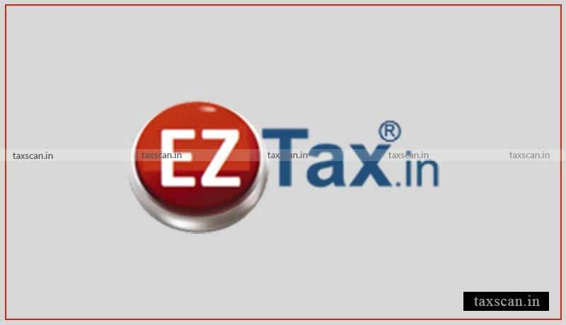 Chartered Accountant - EZTax -Taxscan