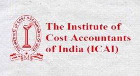 Cost Accountants - Audit Report - COVID 19 - Taxscan