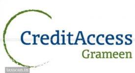 Credit Access Grameen Limited - Taxscan