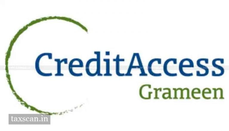 CA vacancy at Credit Access Grameen Limited