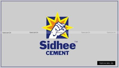 GSCL - Sidhee Cement - Taxscan