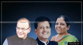 GST - Three Years - Finance Ministers - GST Anniversary - Taxscan