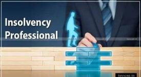 IBBI - insolvency professional - Taxscan