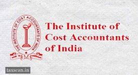 ICMAI - CMA Examinations - Taxscan