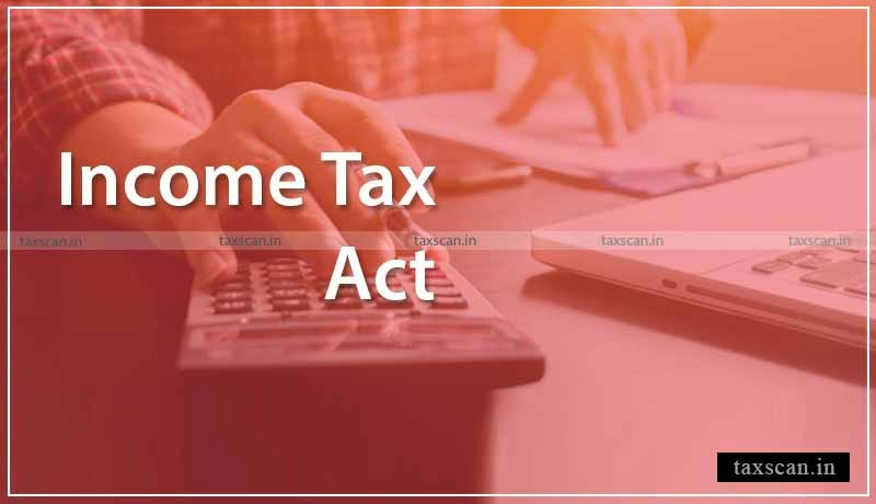 Income Tax Act - Section 153D - Assessment - Taxscan