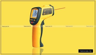 Infrared Thermometers - Taxscan