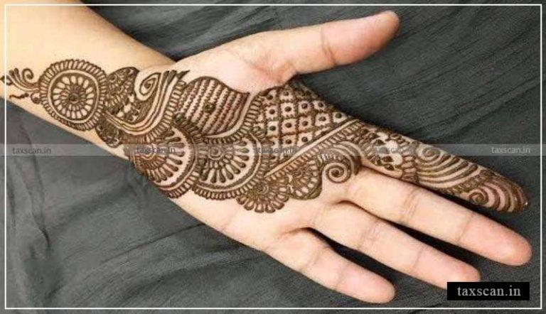 18% GST is applicable on Mehendi / Henna Powder: AAR [Read Order]